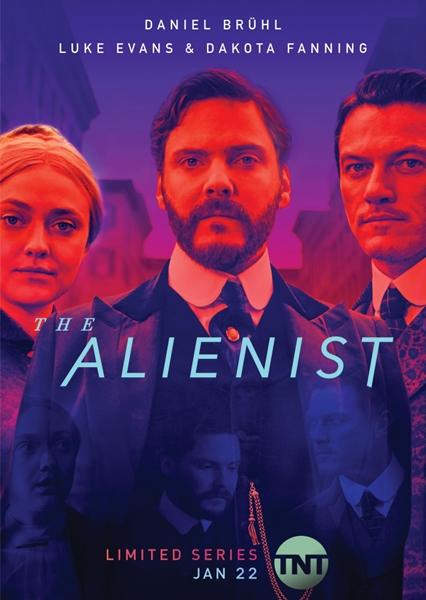 Алиенист (1 сезон: 10 серии из 10) / The Alienist / 2018 / ПМ (Alexfilm) / WEB-DLRip + WEB-DLRip 720p