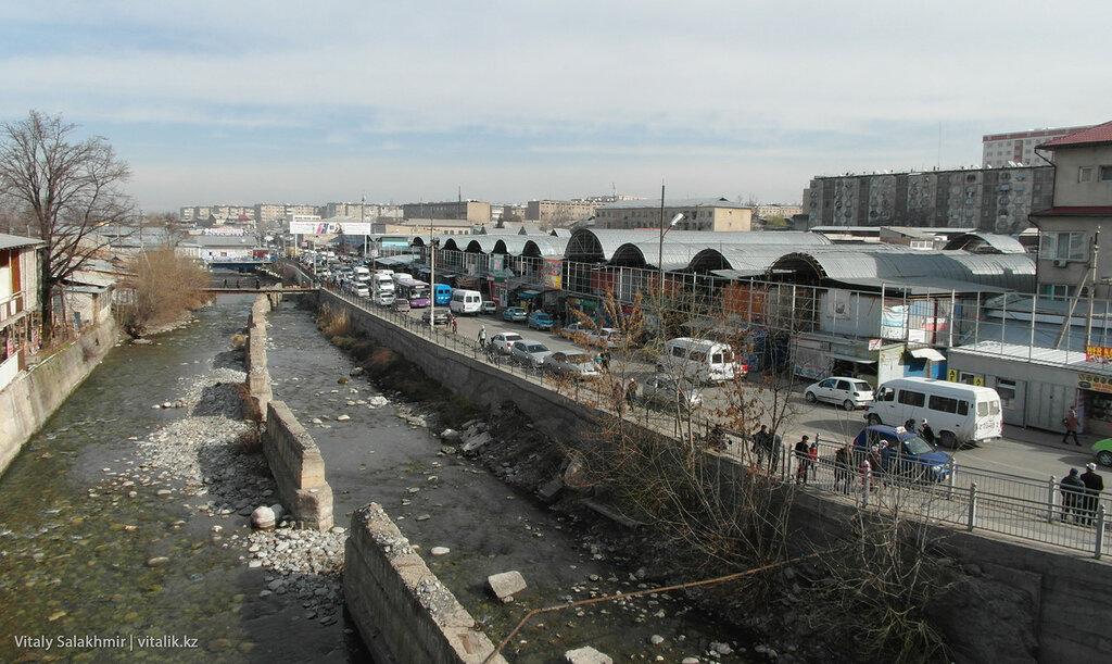 Акбуринская улица, Ош