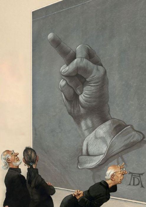 Арт от Герхарда Хадерера