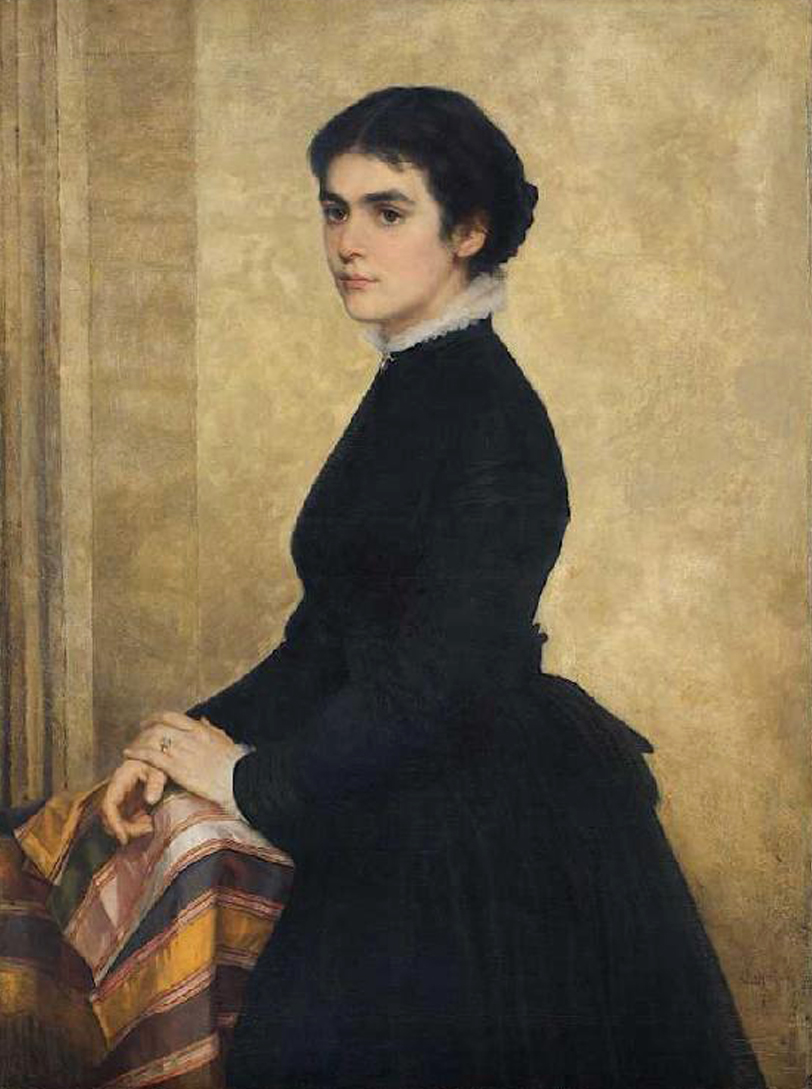 Else Sohn-Rethel, жена художника.