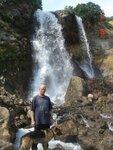 Водопад в районе вулкана Горелый. JPG