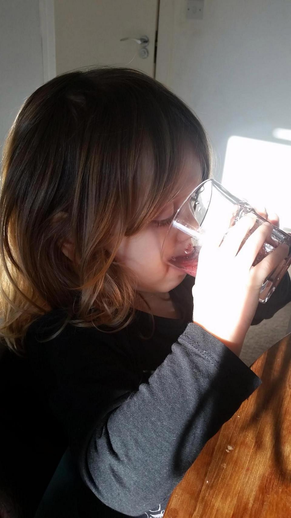 Многодетная британка заставила трехлетнего сына выпить смузи из плаценты