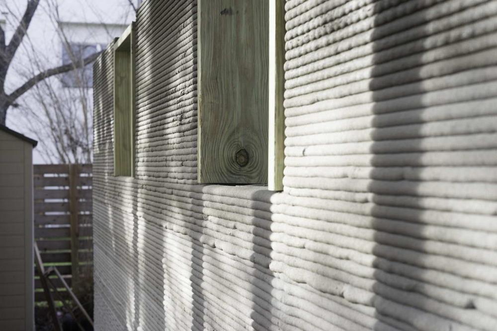 Дом за $10 000, который можно за сутки напечатать на 3D-принтере