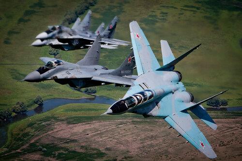 Великолепная картинка с Днём авиации ПВО онлайн. Бесплатные красивые открытки 2021