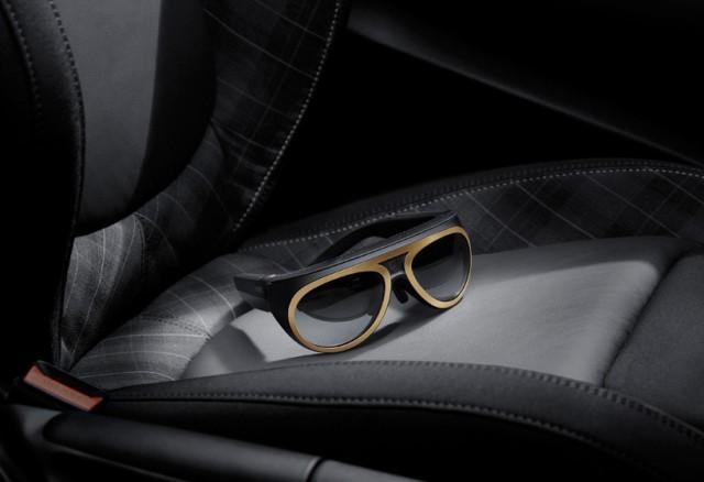 The MINI Augmented Vision Eyewear