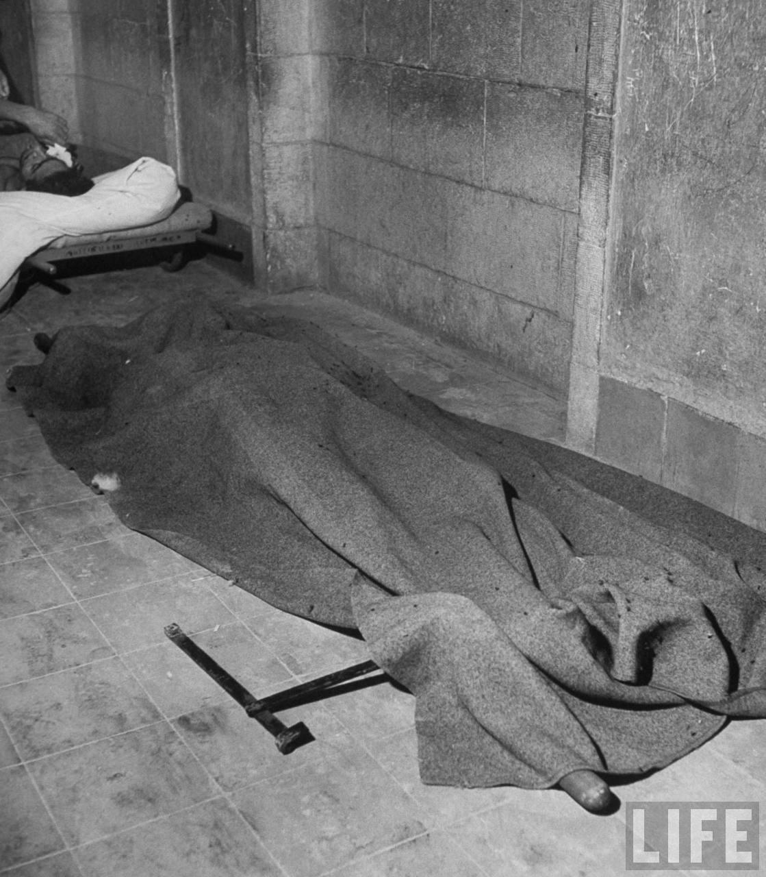 Убитая еврейка британского происхождения после падения Иерусалима