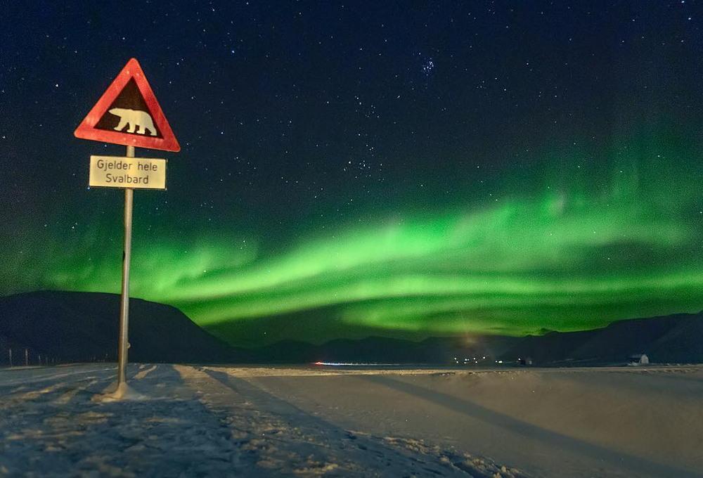Норвежский поселок, где запрещено хоронить умерших