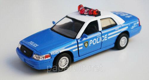 Kinsmart Ford Police