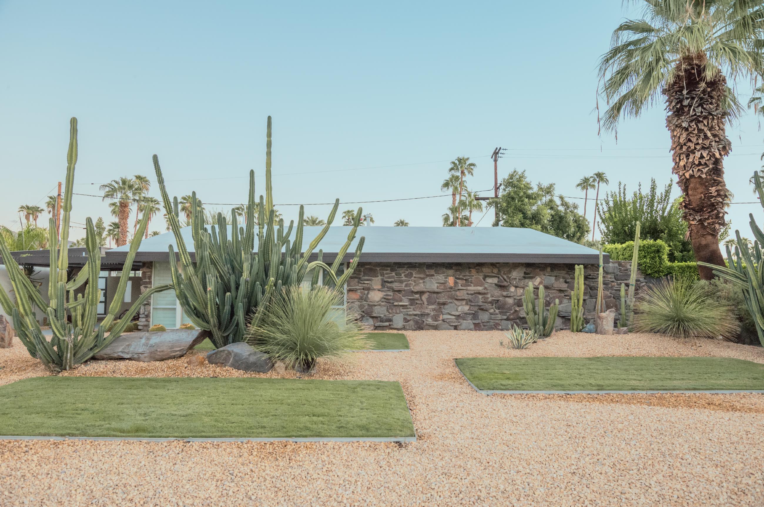 Desert Modernism In Palm Springs (12 pics)
