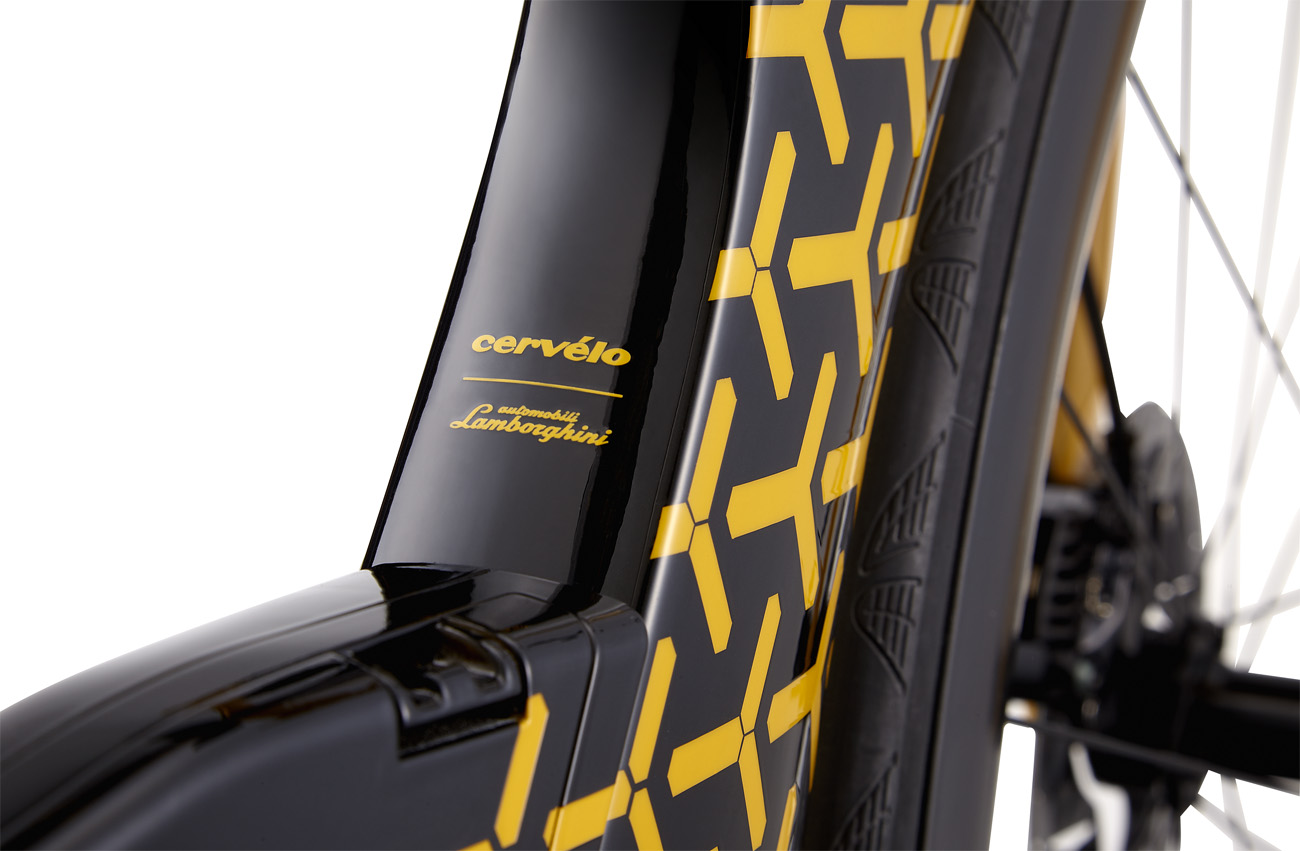 Lamborghini x Cervelo The Future of Cycling
