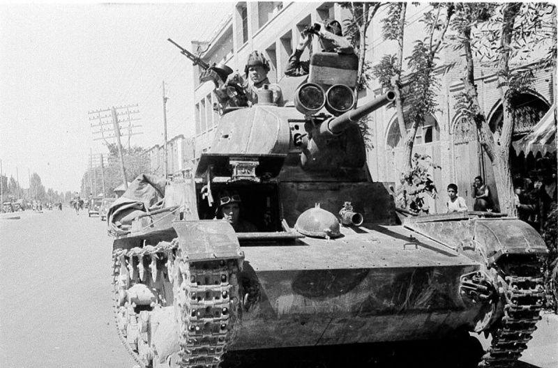 Т-26 в Минске. Июнь 1941-го.