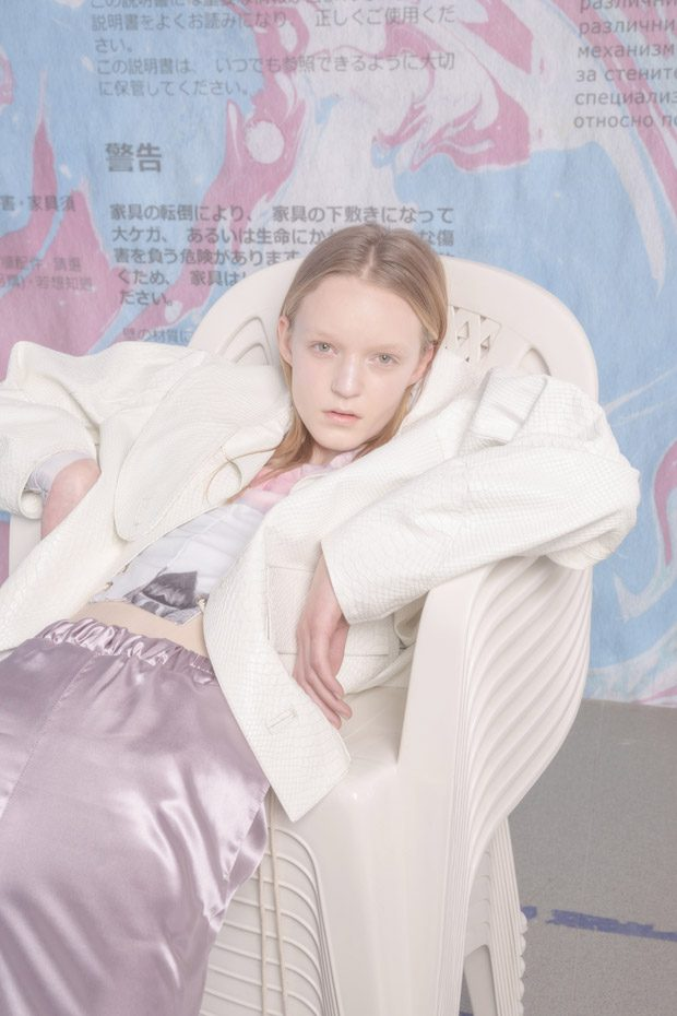 DESIGN SCENE Style editorial Exclusive fashion photography