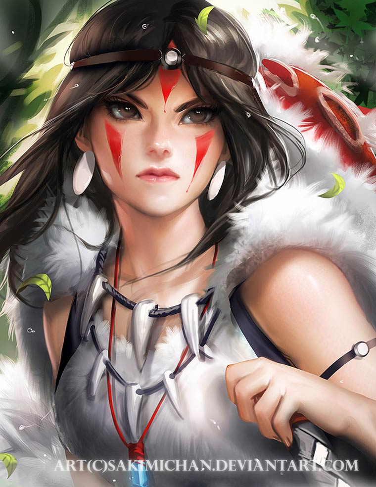 Pop Culture – The illustrations of Sakimichan