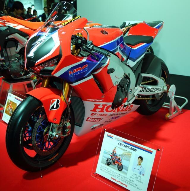 Супербайк Honda CBR1000RR Fireblade SP Suzuka Edition
