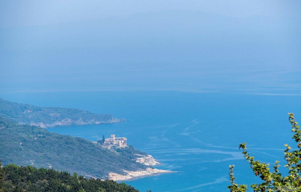 Афон. Греция