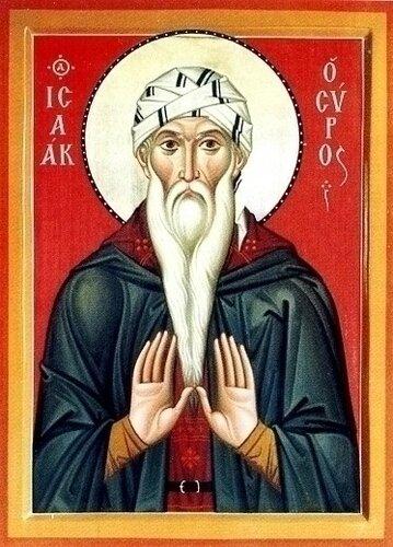 Преподобный Исаа́к Сирин, Сполетский (Италийский)