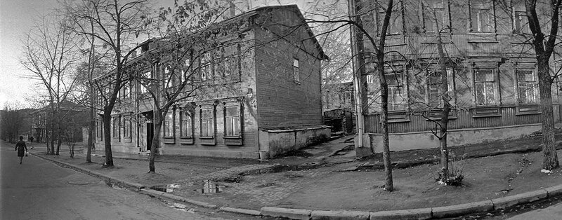Ушедший Тополев переулок
