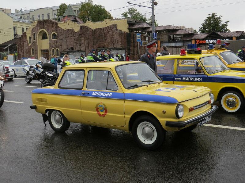 ЗАЗ-968М - милиция _1