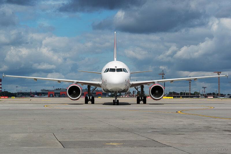 Airbus A319-112 (OK-NEN) CSA - Czech Airlines 087_D807332