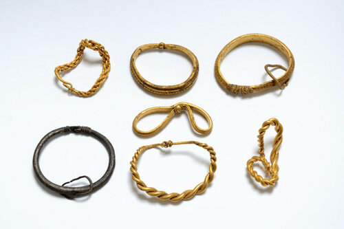 В Дании археологи нашли богатый клад времен викингов