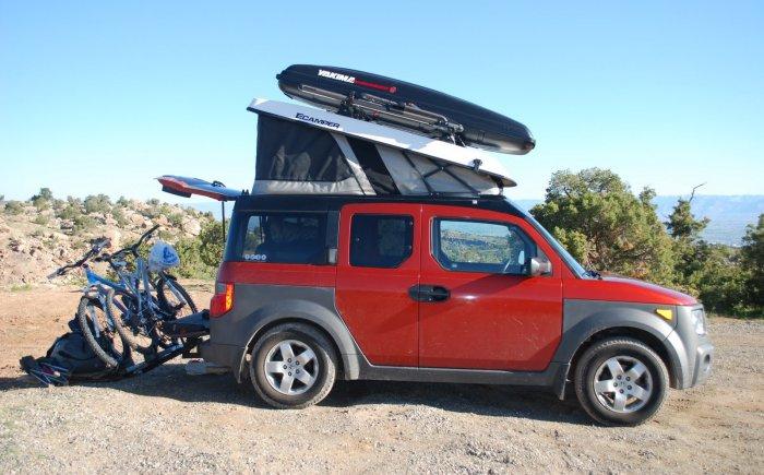 Автомобили-дома, в которых можно путешествовать с комфортом