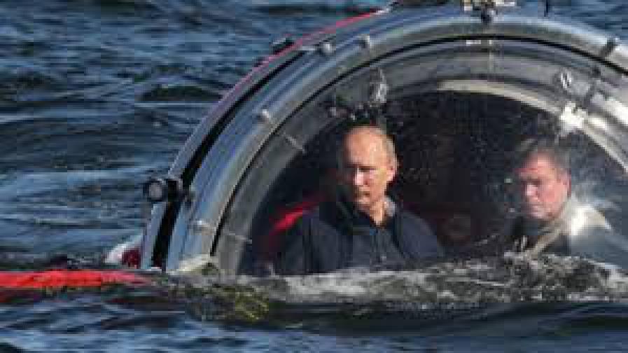 Путин прибыл в оккупированный Крым, где проведет совещание Совбеза
