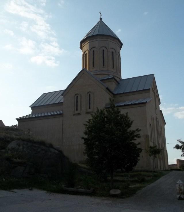 Древняя крепость НАРИКАЛА в Тбилиси (3)