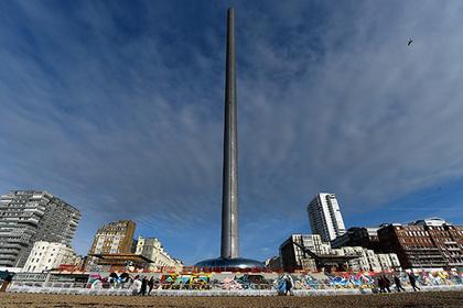Этим летом откроется самая тонкая башня
