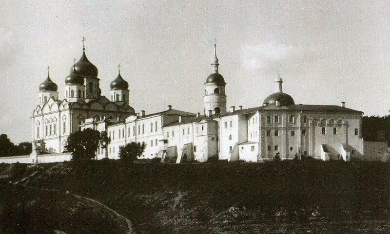 Свято-Успенский Орловский мужской монастырь, Орел