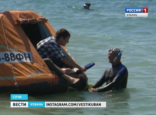Путешествие в Крым на плоту