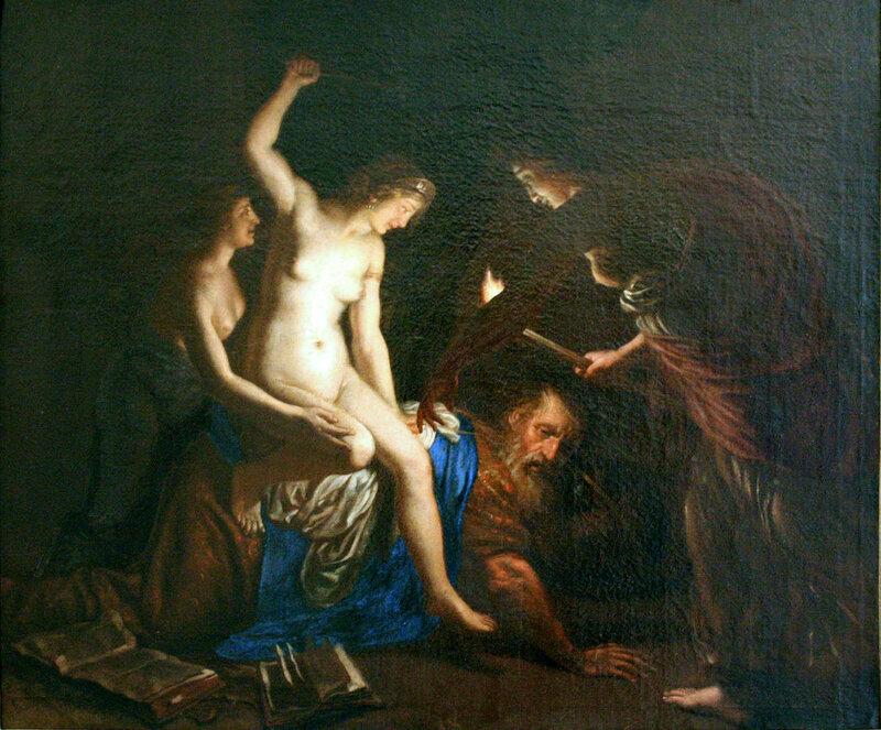 Alessandro Turchi -Aristote et Campaspe.jpg