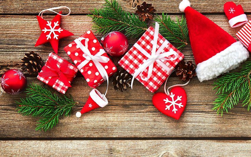 Новогодние фоны, картинки для надписей, новый год