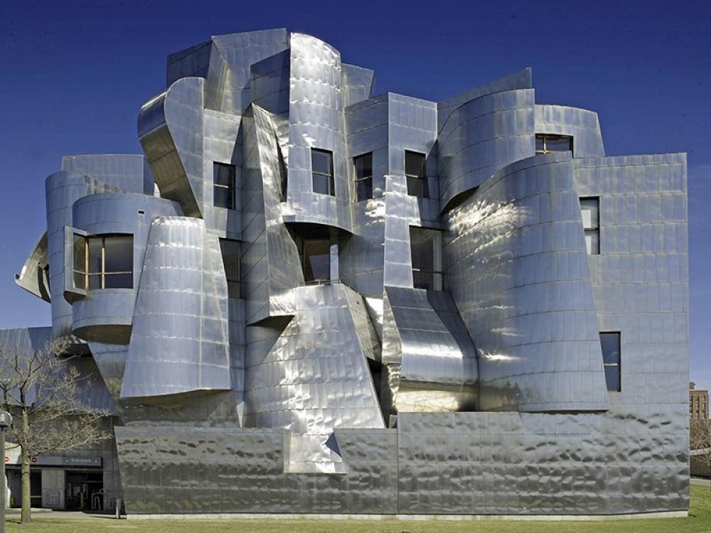 © architecturaldigest.com   Перевернутый дом, Теннеси