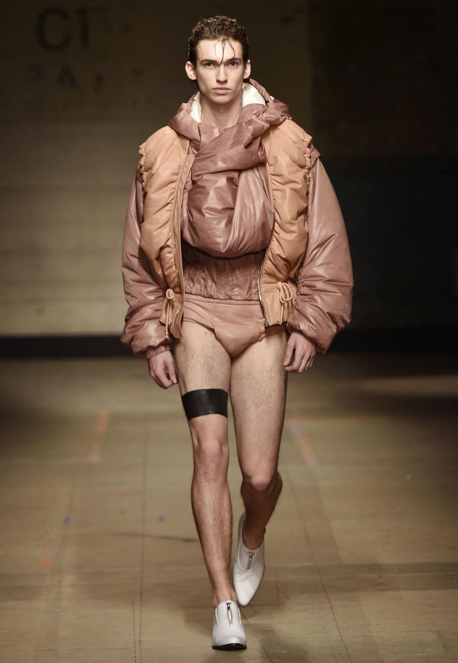 Мы хотим это развидеть — в Лондоне состоялась Неделя мужской моды