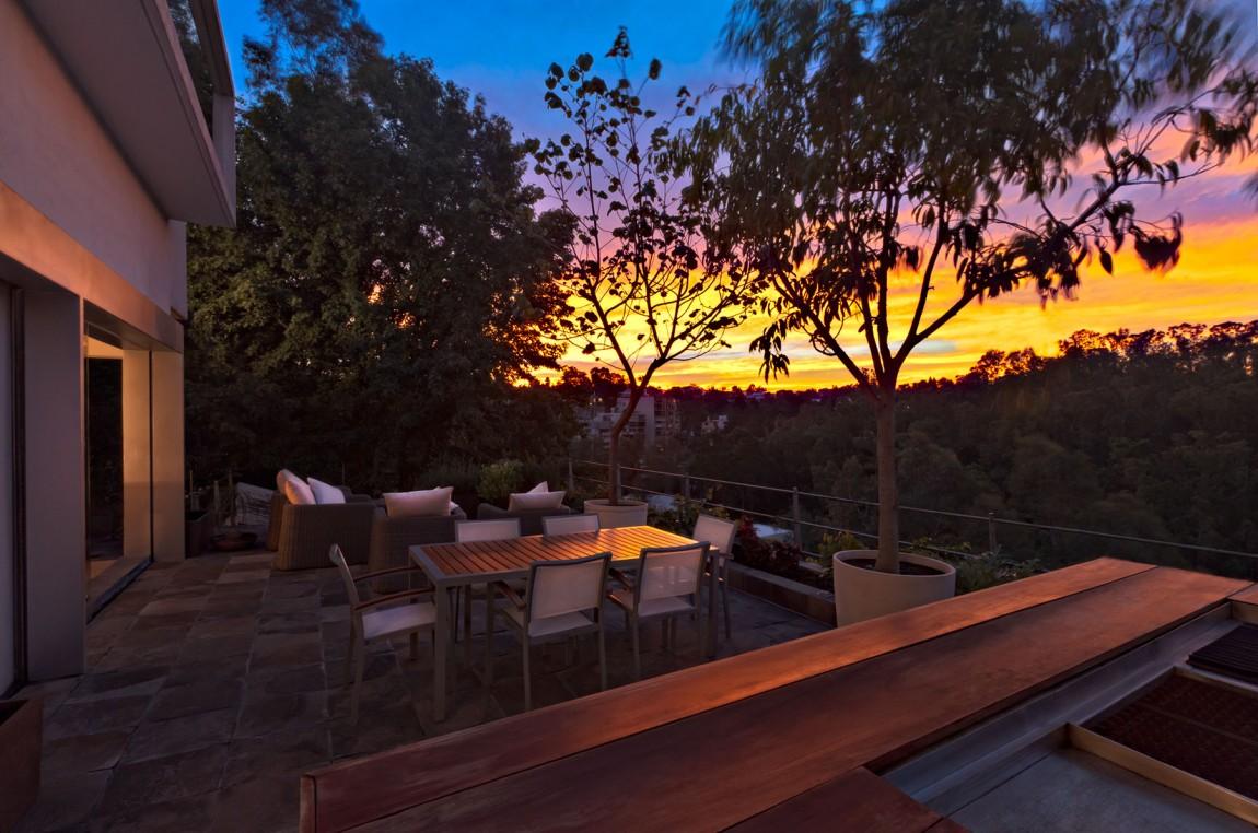 Проект дома Casa Lomas Altas от Lopez Duplan Arquitectos (12 фото)