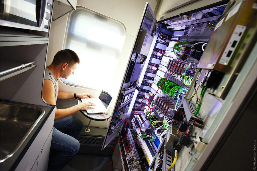 15. Рейс испытательный, в процессе ведется контроль работоспособности всех узлов и финальная настрой