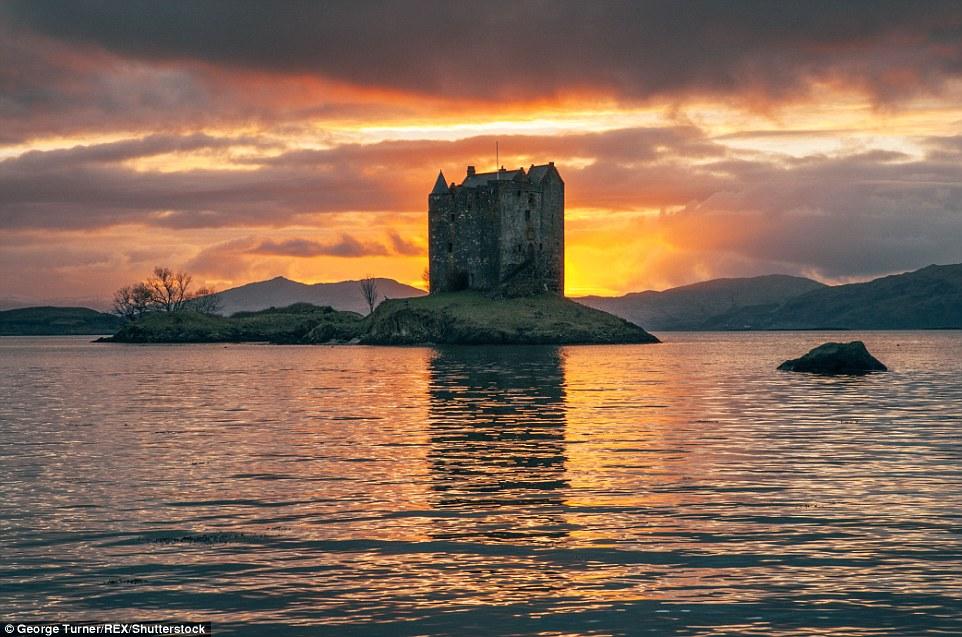 Бассейны фей на острове Скай в Шотландии – одно из самых любимых мест фотографа.