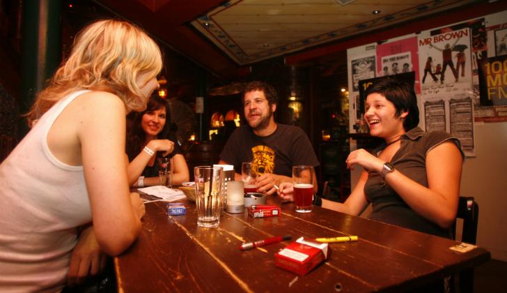 Пиво в Берлине в среднем обойдется в 4,1 доллара, бокал бренди — в 5 долларов, а мартини — в 10 долл