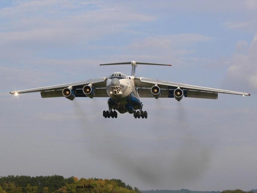 Генпрокуратура проверит работу иркутского аэропорта после погибели Ил-76