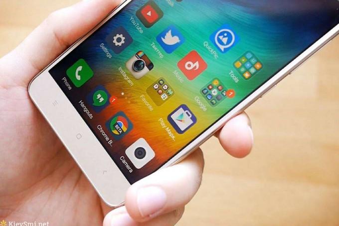 Смартфон Xiaomi MiNote 2 Pro может получить 8 ГБоперативной памяти
