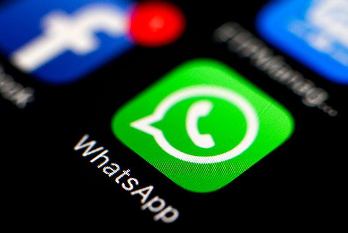 ЕСпотребовал отWhatsApp закончить передачу данных социальная сеть Facebook