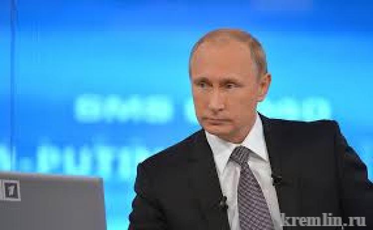 Путин объявил онеобходимости развития высоких технологий