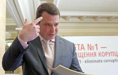 НАБУ иСАП могут инициировать процедуру заочного осуждения Онищенко