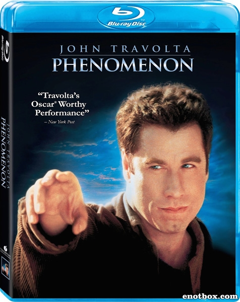 Феномен / Phenomenon (1996/BDRip/HDRip)