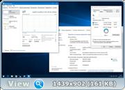 Microsoft Windows 10 Pro 14393.105 x64 RU BOX