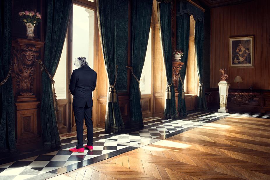 La fenetre 2 - Une vie de chateau / A golden youth / photo by Malo