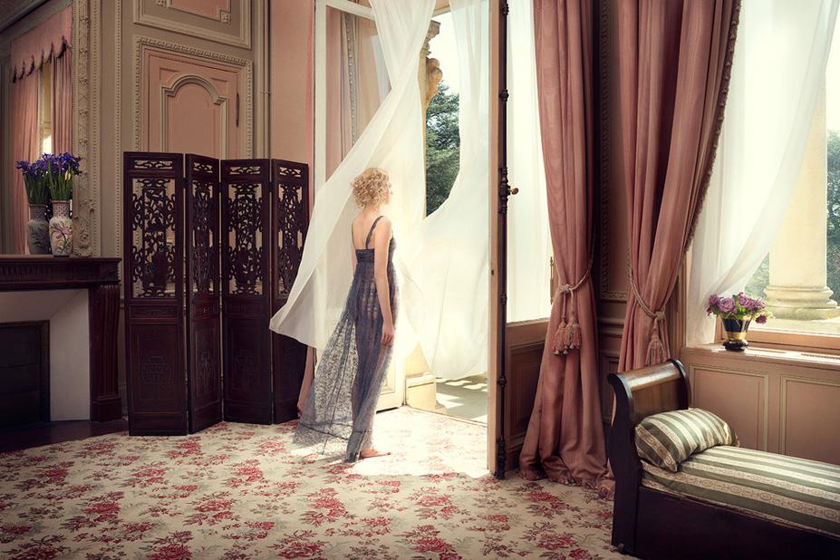 La chambre de la comtesse - Une vie de chateau / A golden youth / photo by Malo
