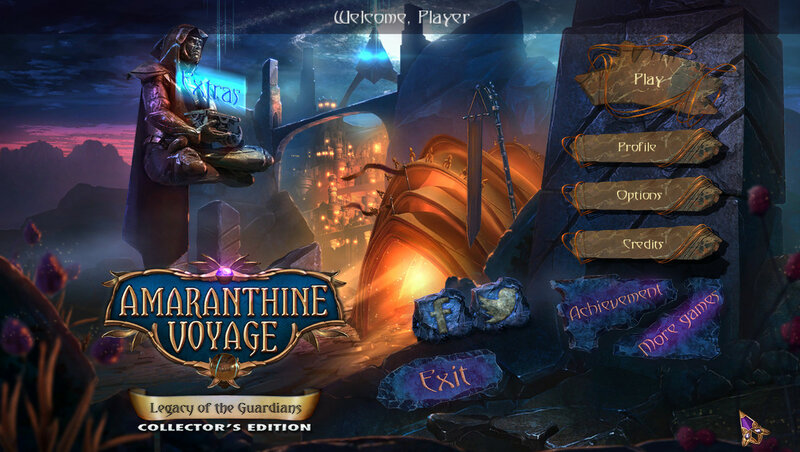 Amaranthine Voyage: Legacy of the Guardians CE