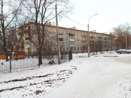 ул. Пограничника Гарькавого 28к4