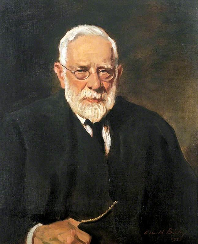 Sir Thomas Barlow (1845-1945), 1st Bt